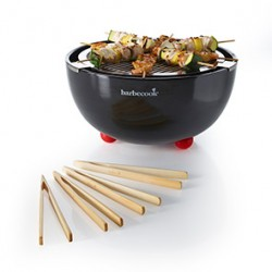 Barbecook Joya Black + Starpakket