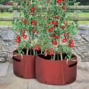 Sac de culture pour tomates 40 L - Set de 2 pièces