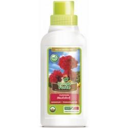 Engrais Bio pour Géranium et plantes fleuries - 1 L
