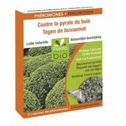 Phéromones conte la pyrale du buis - 2 capsules