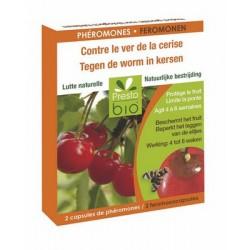 Phéromones conte le ver de la cerise - 2 capsules