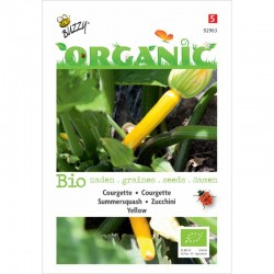 Courgette Yellow Bio