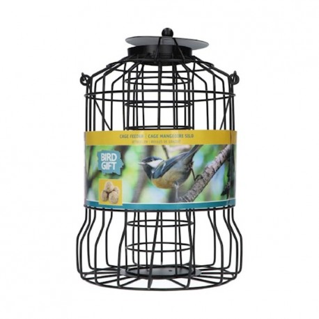 Mangeoire pour oiseaux - spécial boules de graisse-