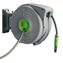 Dévidoir automatique pour tuyau d'arrosage - 12m -
